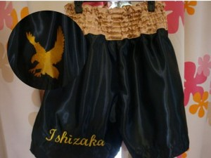 KICKBOXING TRUNKS & MMA SHORTS